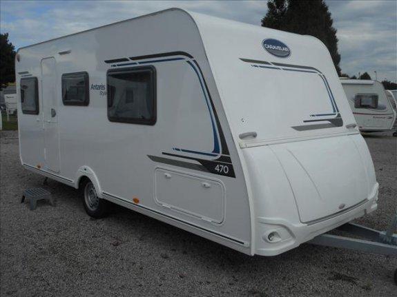 achat caravane / mobil home Caravelair Antares Style 470 LESTRINGUEZ MAUBEUGE