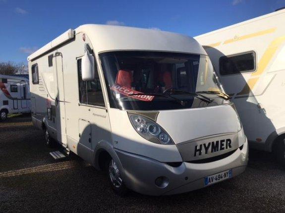 achat escc Hymer B 698 CL LESTRINGUEZ LILLE