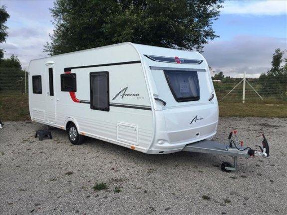 achat caravane / mobil home Burstner Averso 570 Ts LESTRINGUEZ LILLE