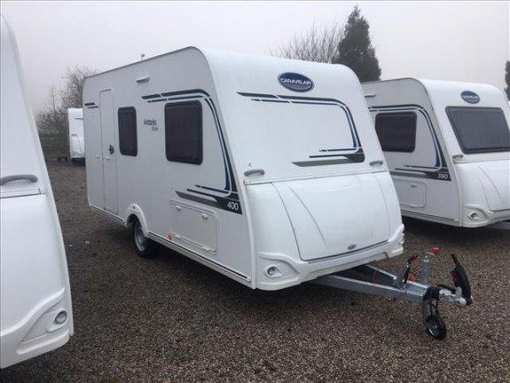 achat caravane / mobil home Caravelair Antares Style 400 LESTRINGUEZ LILLE