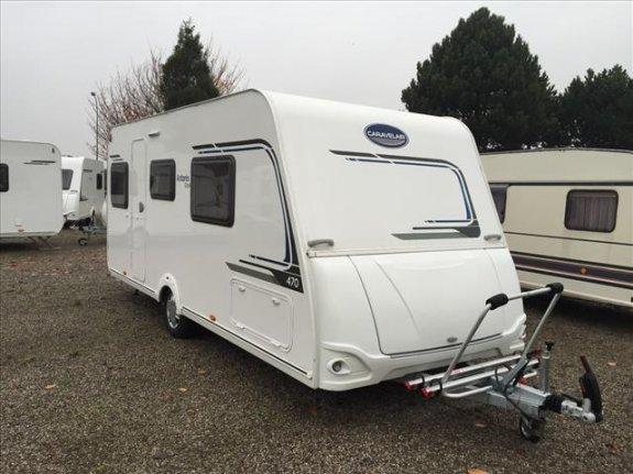 achat caravane / mobil home Caravelair Antares Style 470 LESTRINGUEZ LILLE