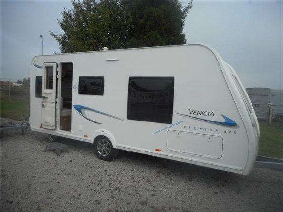achat caravane / mobil home Caravelair Venicia Premium 475 LESTRINGUEZ LILLE