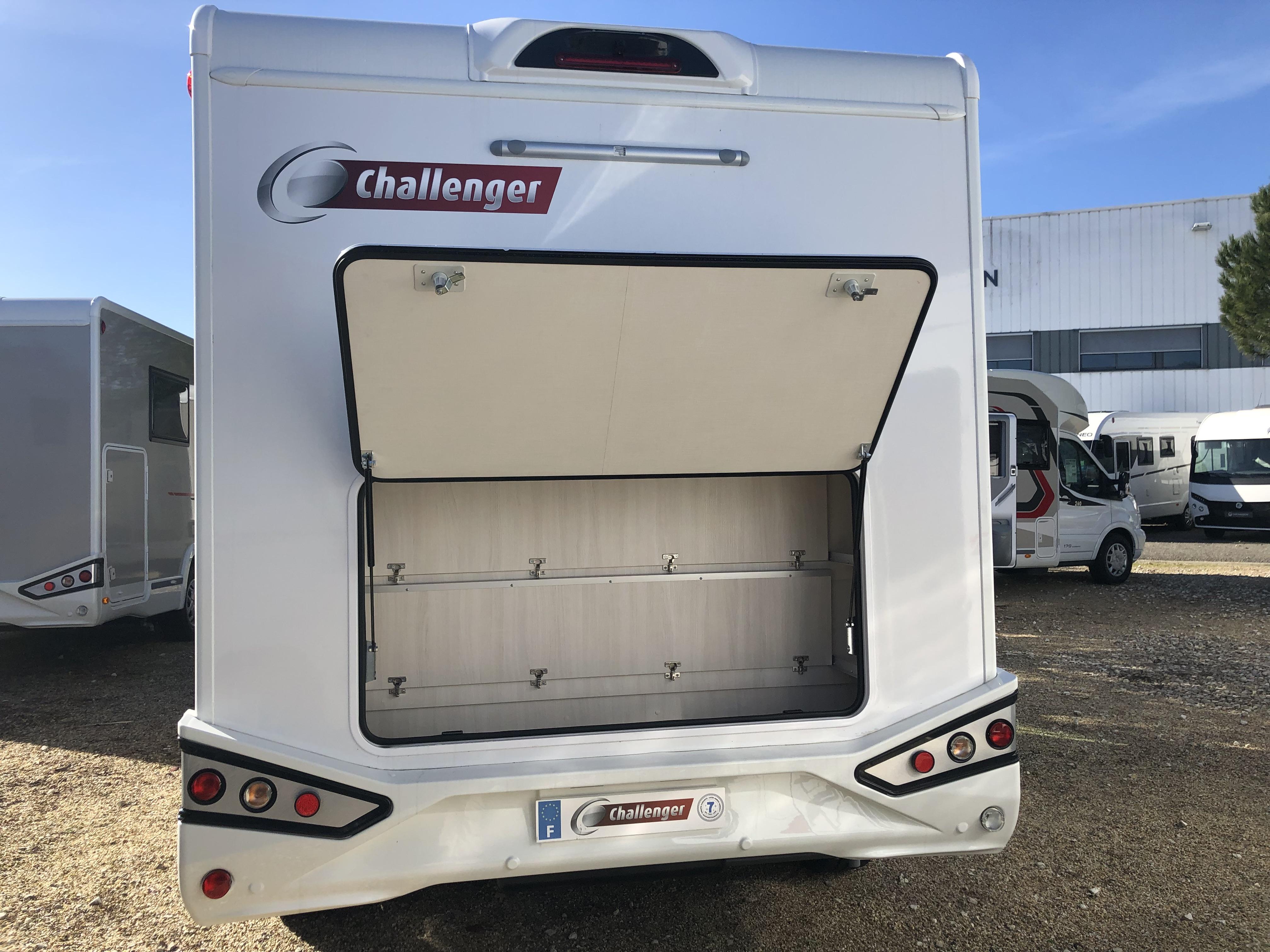 Challenger Mageo 170 - 2