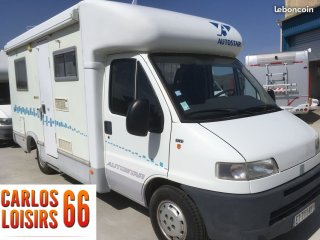 achat  Autostar Amical 4 CARLOS LOISIRS 66