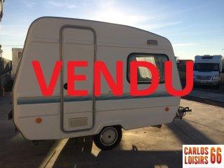 achat caravane / mobil home La Boheme N 126 CARLOS LOISIRS 66