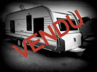 achat caravane / mobil home Tabbert 570 CARLOS LOISIRS 66