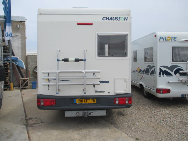 Chausson Welcome 4 - 6