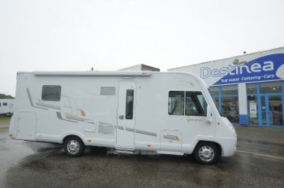achat  Bavaria Artic I 74 LC SUD OUEST CAMPING CARS
