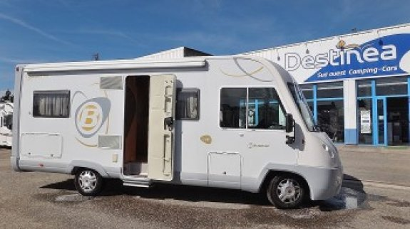 achat  Bavaria I 68 SUD OUEST CAMPING CARS