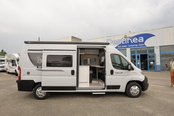 achat  Benimar Benivan 140 Up SUD OUEST CAMPING CARS