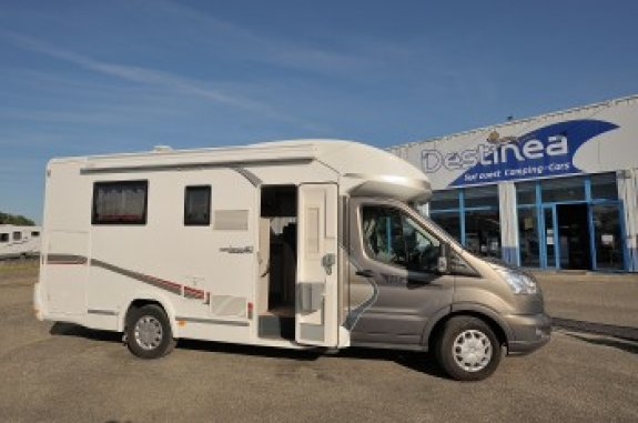 achat  Challenger Genesis 288 Eb Special Edition SUD OUEST CAMPING CARS