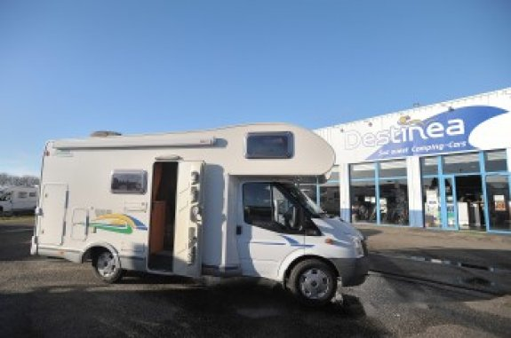achat  Chausson Flash 03 SUD OUEST CAMPING CARS
