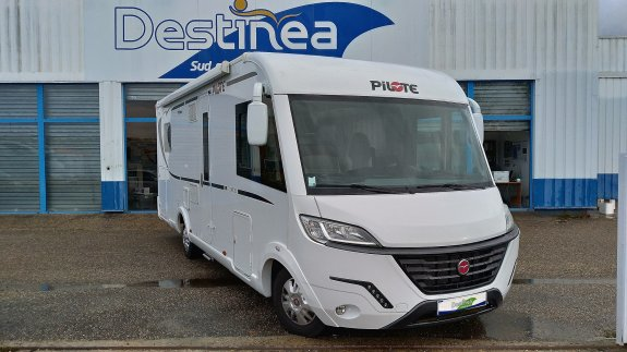 achat  Pilote G 740 C Essentiel SUD OUEST CAMPING CARS