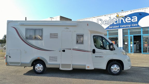 achat  Rapido 650 FF SUD OUEST CAMPING CARS