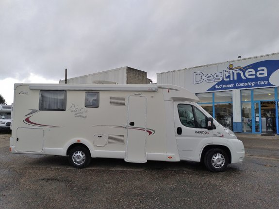 achat  Rapido 691 F SUD OUEST CAMPING CARS