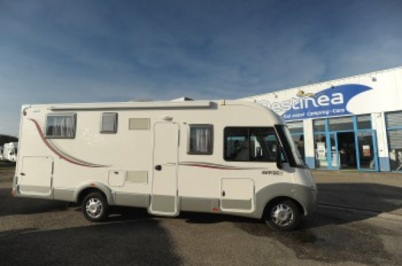 achat  Rapido 891 F SUD OUEST CAMPING CARS