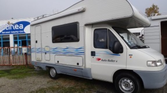 achat  Roller Team Auto Roller 4 SUD OUEST CAMPING CARS