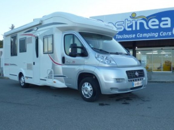 achat  Challenger Mageo 119 TOULOUSE CAMPING CARS