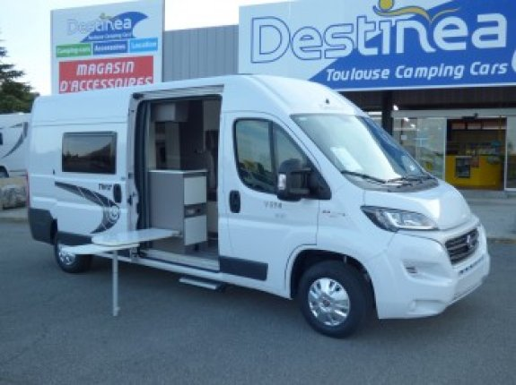 achat  Chausson Twist V 594 Max TOULOUSE CAMPING CARS