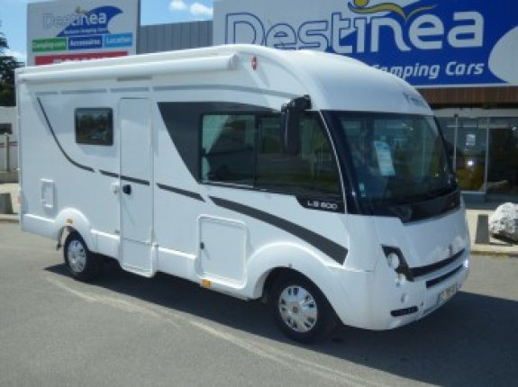 achat  Itineo LB 600 TOULOUSE CAMPING CARS
