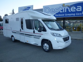 adria matrix plus 670 sbc neuf porteur fiat 130 cv camping car vendre en haute garonne 31. Black Bedroom Furniture Sets. Home Design Ideas
