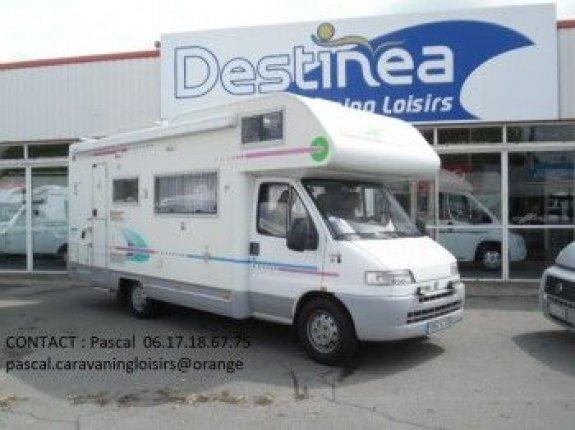 achat  Adria A 670 Dk CARAVANING LOISIRS