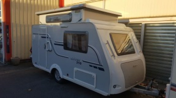 achat caravane / mobil home Trigano Silver 310 CARAVANING LOISIRS