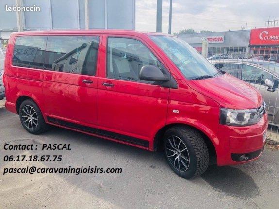 achat caravane / mobil home Volkswagen T5 CARAVANING LOISIRS