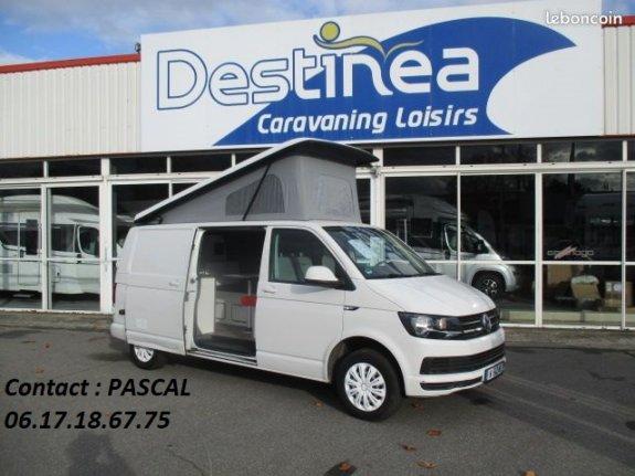 achat caravane / mobil home Volkswagen T6 CARAVANING LOISIRS