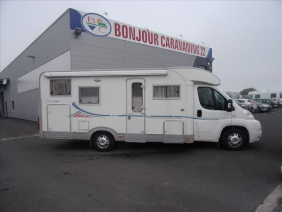 achat  Adria 680 SP BONJOUR CARAVANING 22