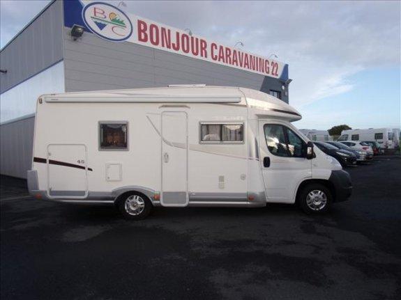 elnagh t loft 45 occasion porteur fiat ducato 2 3l 130cv camping car vendre en cotes d armor. Black Bedroom Furniture Sets. Home Design Ideas