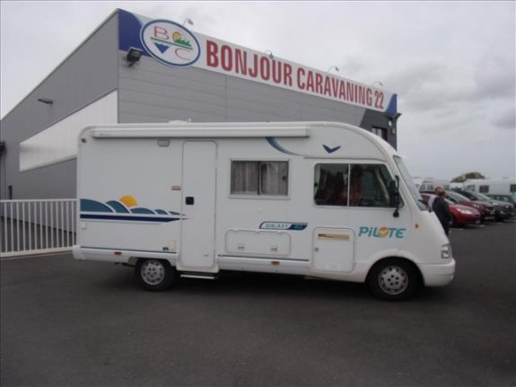 achat  Pilote Galaxy 40 BONJOUR CARAVANING 22