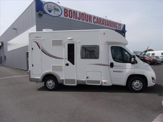 rapido 600 ff occasion annonces de camping car en vente net campers. Black Bedroom Furniture Sets. Home Design Ideas