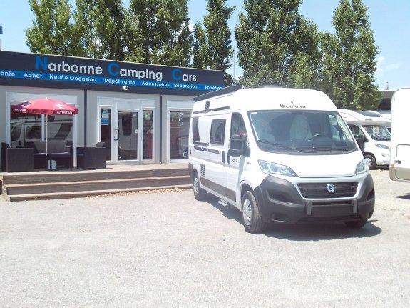 achat  Benimar Benivan 116 NARBONNE CAMPING CARS