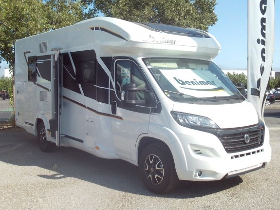 achat  Benimar Mileo 287 NARBONNE CAMPING CARS