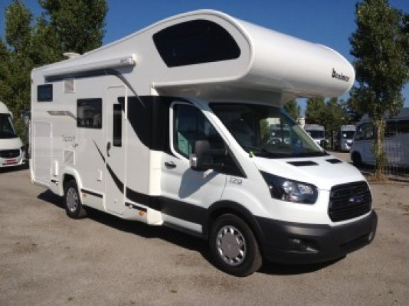 achat  Benimar Sport 340up NARBONNE CAMPING CARS