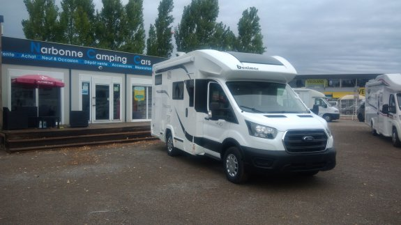 achat  Benimar Tessoro 440 Up NARBONNE CAMPING CARS