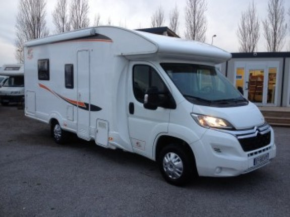 achat  Pla Camper Mister 390 NARBONNE CAMPING CARS