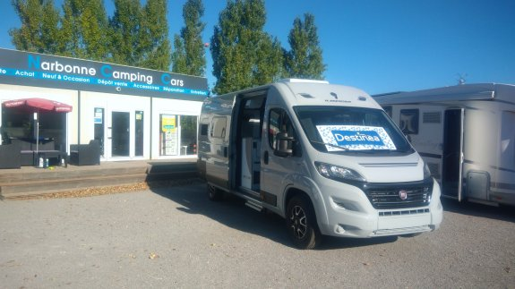 achat  Randger R 640 NARBONNE CAMPING CARS