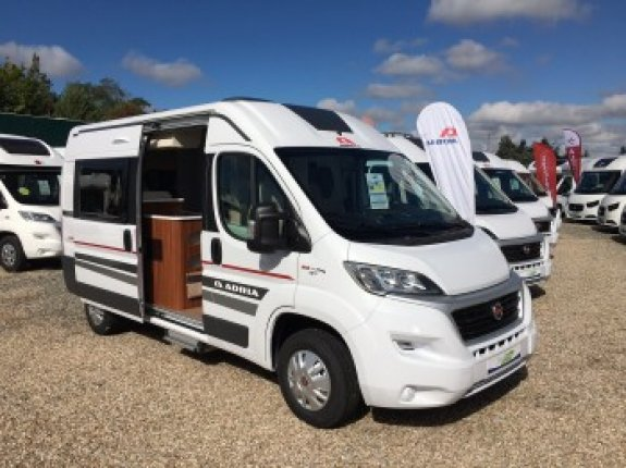 achat  Adria Twin 540 Spt ALBI CAMPING CARS