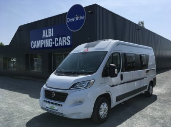 achat  Adria Twin 600 Spt ALBI CAMPING CARS