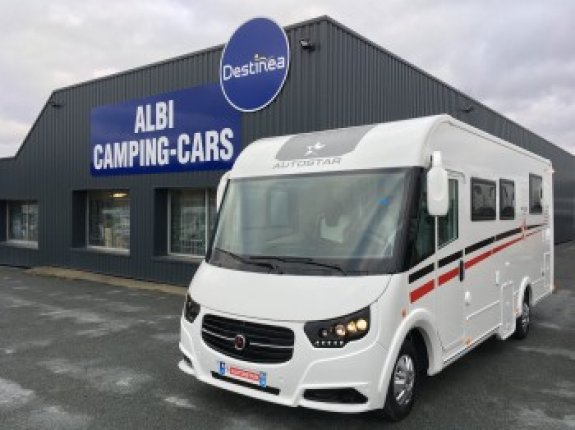 achat  Autostar I 690 LC Lift Privilege ALBI CAMPING CARS