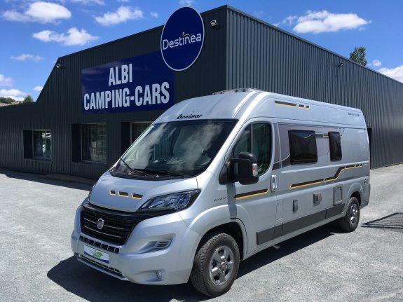 achat  Benimar Benivan 119 ALBI CAMPING CARS