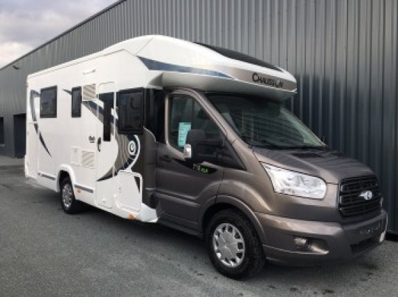 achat  Chausson 718 Xlb Limited Edition ALBI CAMPING CARS