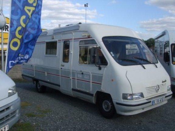 achat  Le Voyageur LVX 7 ALBI CAMPING CARS