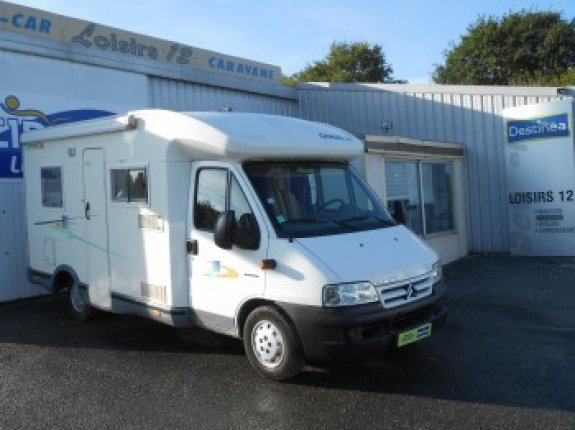 achat  Chausson Welcome 55 LOISIRS 12
