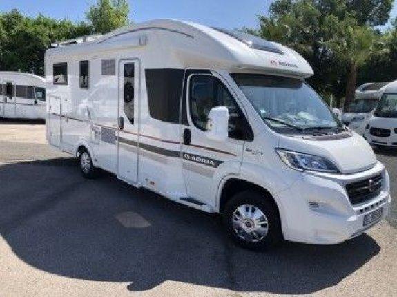 adria matrix 670sl plus occasion annonces de camping car en vente net campers. Black Bedroom Furniture Sets. Home Design Ideas
