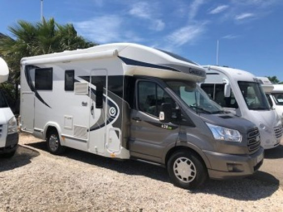achat  Chausson 628 Eb Limited Edition PERPIGNAN CAMPING CARS