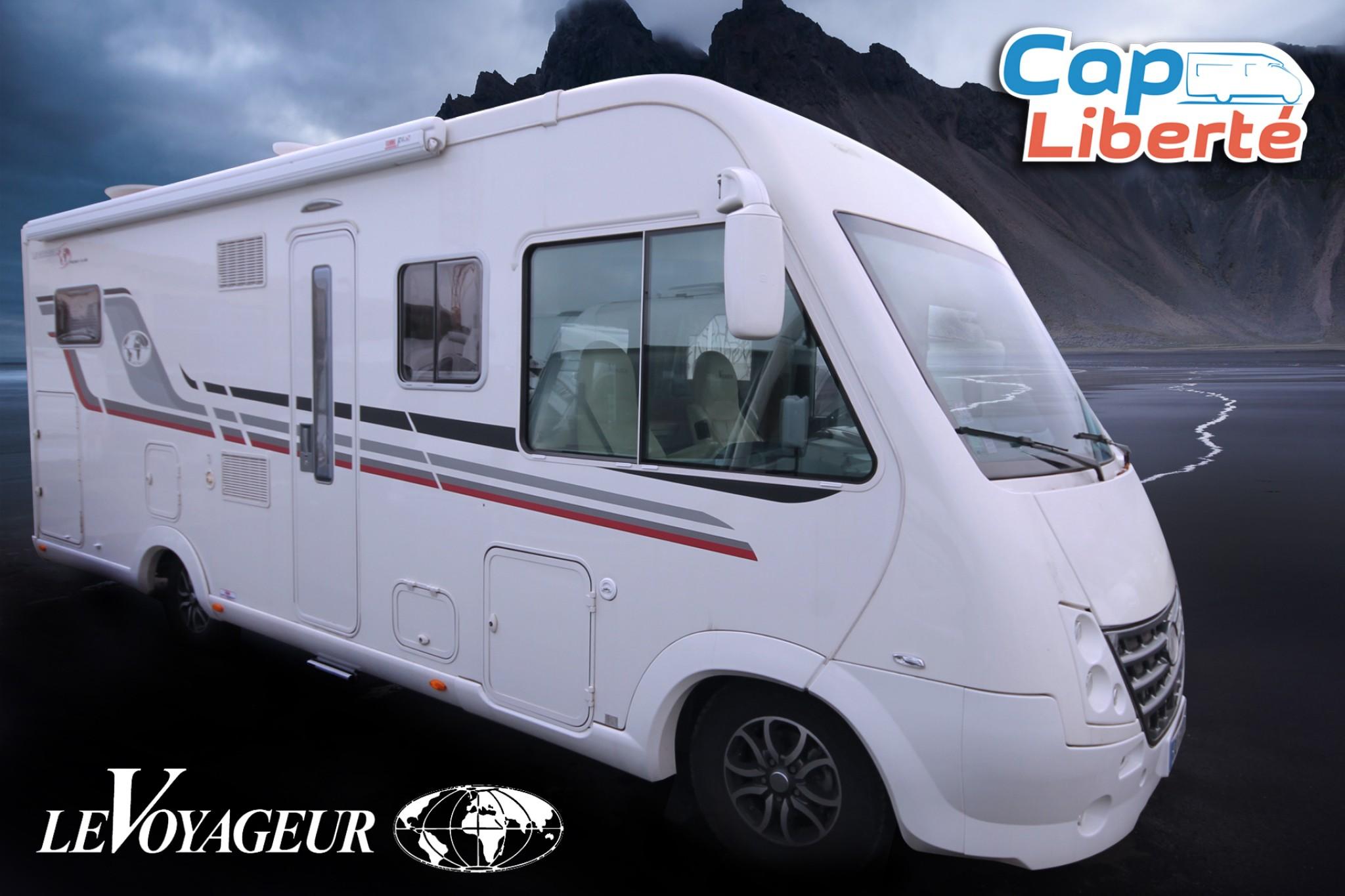 Le Voyageur Lv 86 Lj - 1