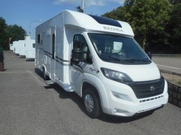 achat  Bavaria T 740 C Style CAMPING CAR 42